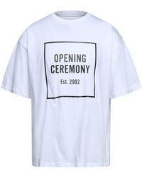 Opening Ceremony T-shirt - White