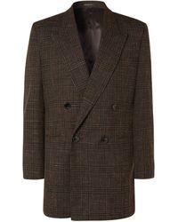 Martine Rose Suit Jacket - Brown