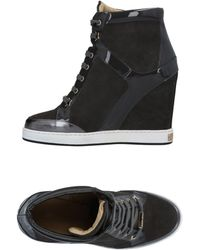 Jimmy Choo - High-tops & Trainers - Lyst
