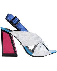 Kat Maconie Sandals - Metallic