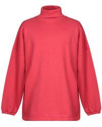 Balenciaga Felpa - Rosso