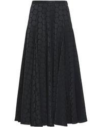 Co. Long Skirt - Black