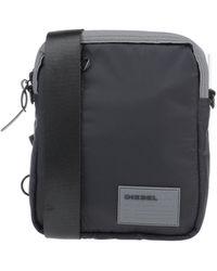 DIESEL Oderzo Cross-body Bag - Black