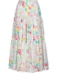 Giada Benincasa Long Skirt - White