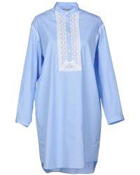 Paul & Joe Short Dress - Blue