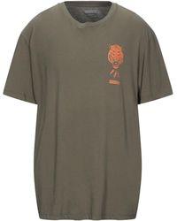 Stance T-shirt - Verde