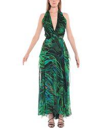 Elie Saab Long Dress - Green