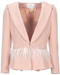 Soallure Suit Jacket - Pink