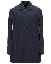 Esemplare Overcoat - Blue