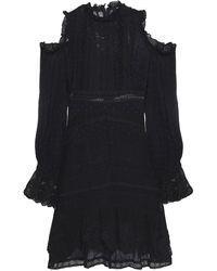 Love Sam Short Dress - Black
