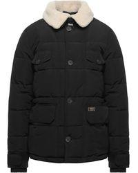 Parka London Down Jacket - Black