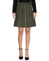 Neil Barrett - Knee Length Skirt - Lyst