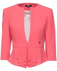 DIVEDIVINE Suit Jacket - Pink
