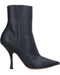 Y. Project Ankle Boots - Black