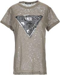 Guess T-shirt - Gris