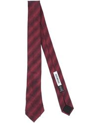 Bikkembergs Tie - Purple