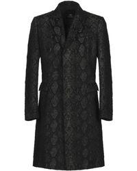 Tom Rebl Coat - Black