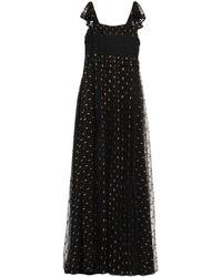 Philosophy di Alberta Ferretti Long Dress - Black