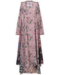 Anjuna Langes Kleid - Pink