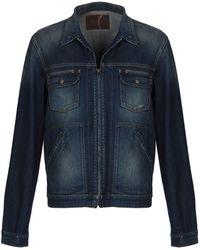 Jeckerson Denim Outerwear - Blue
