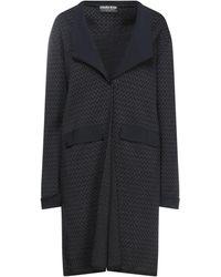 La Petite Robe Di Chiara Boni Overcoat - Black