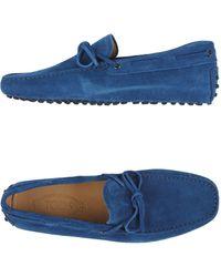 Tod's Mocassino - Blu