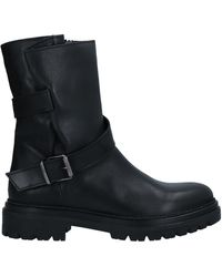 Inuovo Ankle Boots - Black