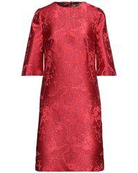 Dolce & Gabbana Vestito corto - Rosso