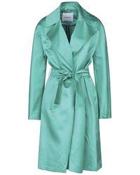 Ainea Overcoat - Green