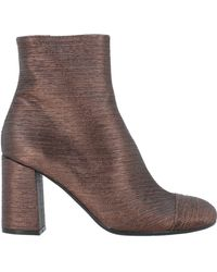 Maliparmi Ankle Boots - Brown