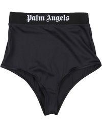 Palm Angels Shorts - Negro