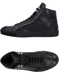 Versace Sneakers & Tennis shoes alte - Nero