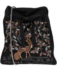 Alberta Ferretti Handbag - Black