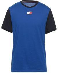 Tommy Sport T-shirt - Blue