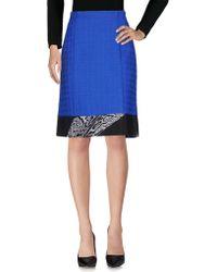 Fontana Couture - Knee Length Skirts - Lyst