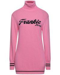 Frankie Morello Turtleneck - Pink