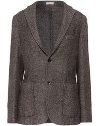 Boglioli Suit Jacket - Multicolor