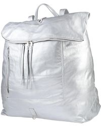 Rick Owens Backpacks & Bum Bags - Metallic