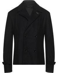 CoSTUME NATIONAL Coat - Black