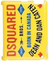 DSquared² Cover & Hüllen - Gelb