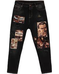 Berna Pantaloni jeans - Nero