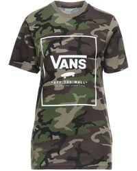Vans T-shirt - Green