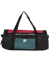 Herschel Supply Co. Bolso de viaje - Negro