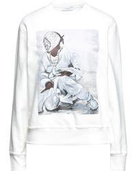 ih nom uh nit Sweatshirt - White
