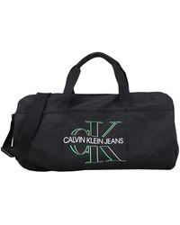 Calvin Klein Duffel Bags - Black