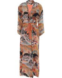 Chufy Long Dress - Multicolour