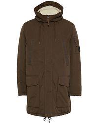 Armani Exchange Coat - Brown