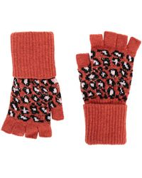 Paul Smith Gloves - Red