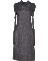 Ajay - Knee-length Dress - Lyst