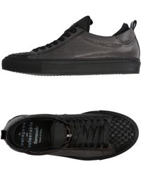 Barracuda Low Sneakers & Tennisschuhe - Mettallic
